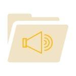 Arabic Seeds Audio file Icon