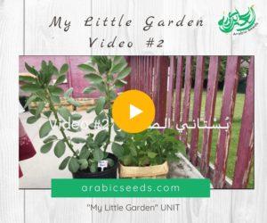 My Little Garden – Arabic Video #2