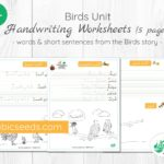 Arabic-Handwriting-Worksheets-BIrds-Story-Unit