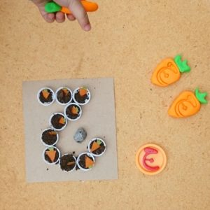 Arabic Alphabet Nature Play - COPYRIGHTS @tala_and_mommy