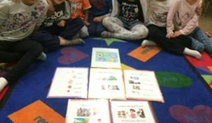 Learning Arabic through play - Al Kawthar Learning Center
