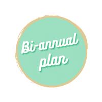 Arabic Seeds Membership plans- bi annual plan