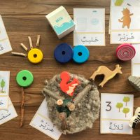 Banoon and Nashoot Arabic story for kids by Arabic Seeds