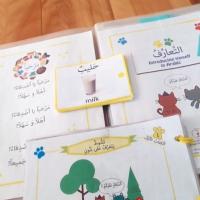 Greeting & Introducing myself Arabic unit printables